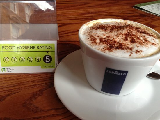 Cafe Central: 5 stars