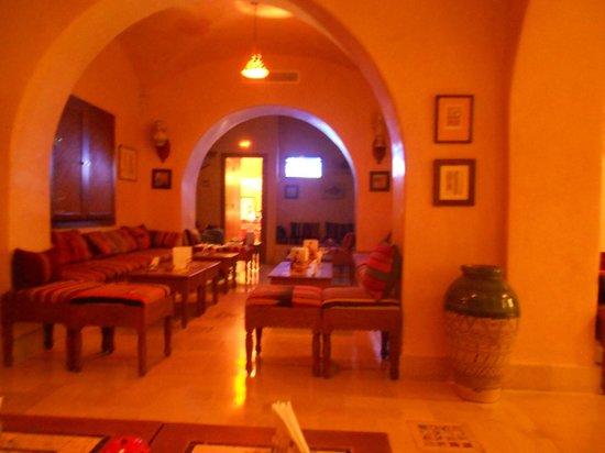 IBEROSTAR Royal El Mansour & Thalasso : Bar à chicha