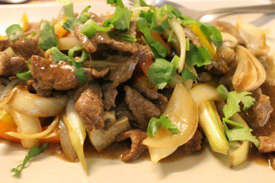 Restaurant Ronni: pad nam hoi