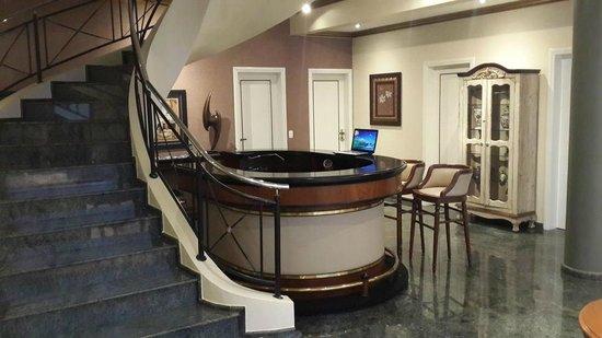 Gardenia Boshor Boutique Guest House: Recepção