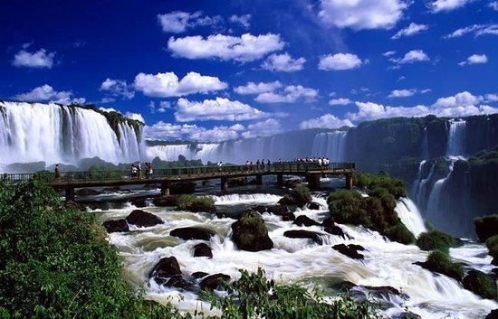 Gardenia Boshor Boutique Guest House: Cataratas do Iguaçu