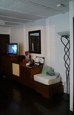 Tamarind Beach Hotel & Yacht Club : The room