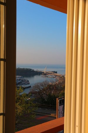 Tae Gong Gak: Picturesque view from Room 306
