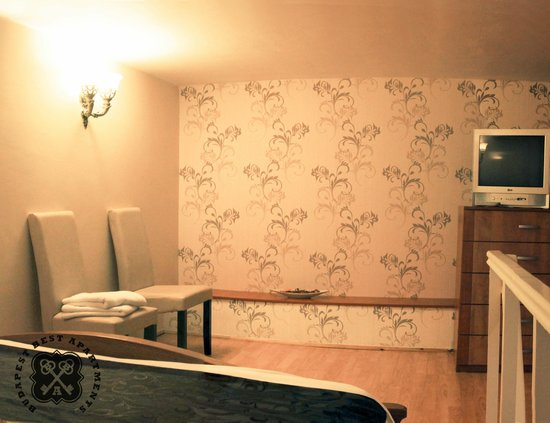 Budapest Best Apartments: Standard Apartment