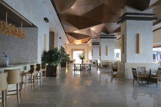 Now Amber Puerto Vallarta: Lobby de l'hôtel