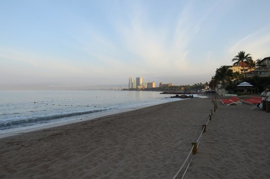 Now Amber Puerto Vallarta: La plage