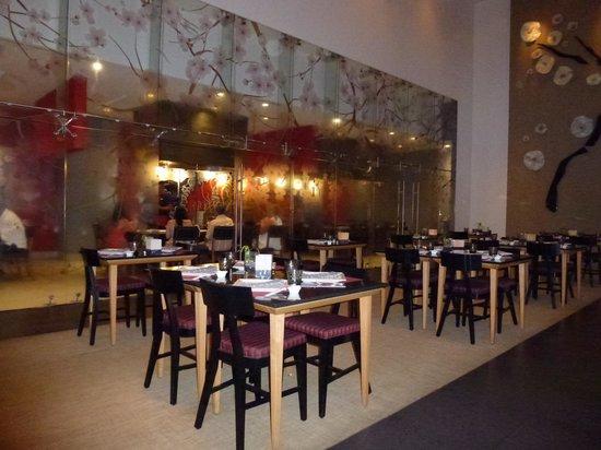 Now Amber Puerto Vallarta: Restaurant Himitsu