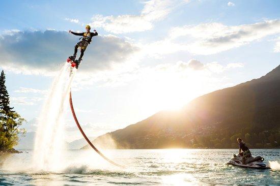 Flyboard Queenstown: Fly like a superhero