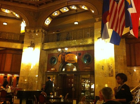 The Brown Palace Hotel and Spa, Autograph Collection: Lobby view