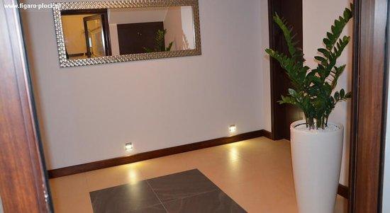 Pokoje Hotelowe Figaro: Hol