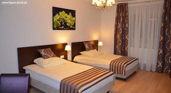 Pokoje Hotelowe Figaro: Pokój 2 osobowy