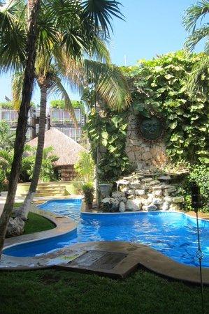 Hotel Aventura Mexicana: Piscine enfants