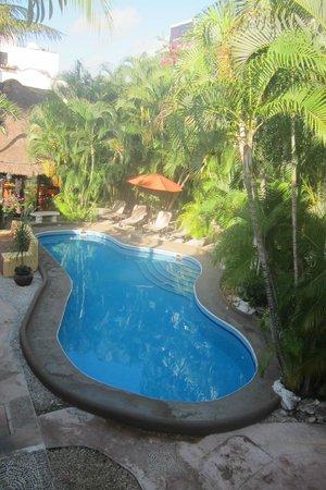 Hotel Aventura Mexicana: Piscine Adultes