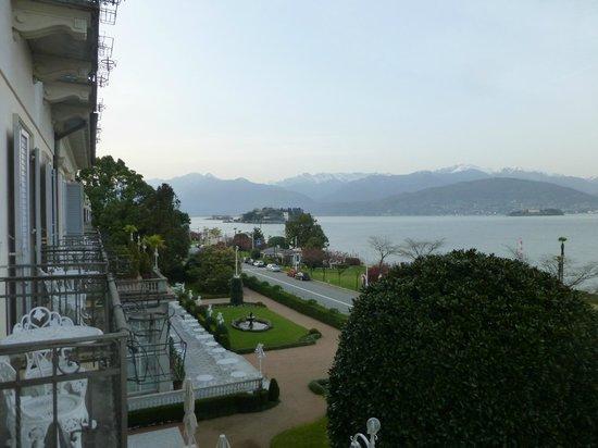 Grand Hotel des Iles Borromées & SPA : vue sur les îles