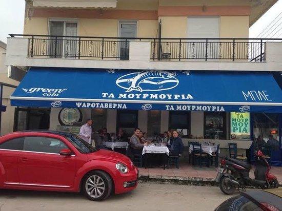 Orestiada, اليونان: Orestiada Mırmır Balık - İlgi ve Lezzetin adresi