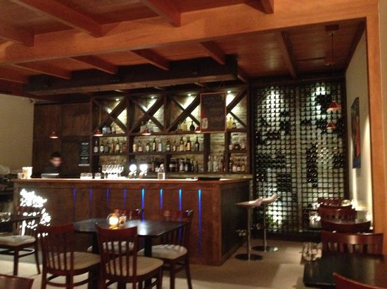 The Olive Press Bistro & Bar: olive press