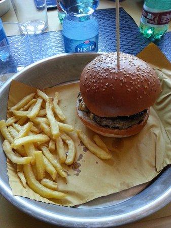 Bacon Cheesburger, che goduria!!! :)
