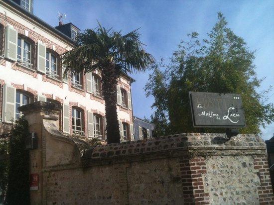La Maison de Lucie : Hotel