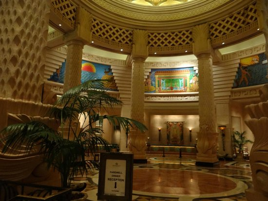 Atlantis, Royal Towers, Autograph Collection: un hotel énormissimme !!!