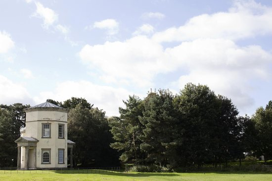 Shugborough: The Tower of the Winds