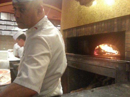 La Pizza Cresci : Perfect oven!