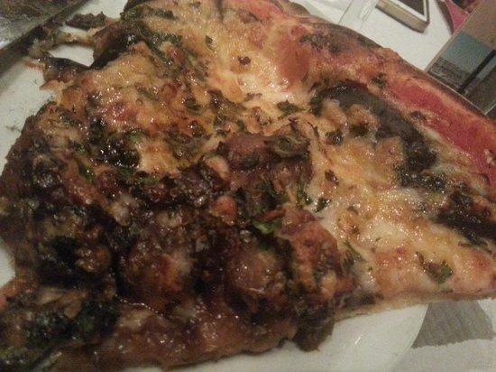 La Pizza Cresci : Another eggplant
