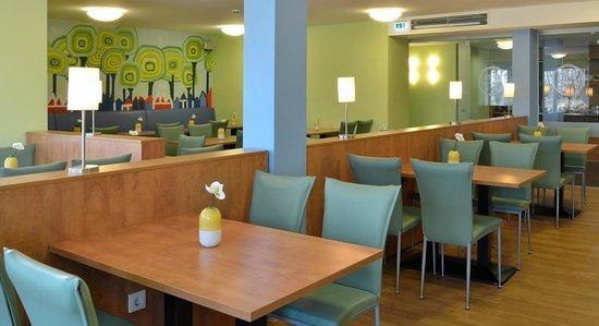 B&B Hotel Darmstadt: Frühstücksraum