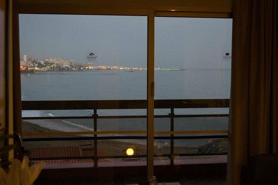 Sunset Beach Club: Room view 4th floor