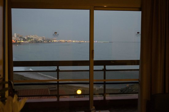 Sunset Beach Club: balcony room view