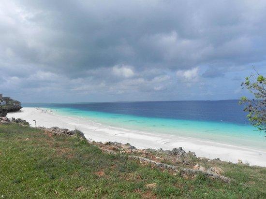 Royal Zanzibar Beach Resort: spiaggia