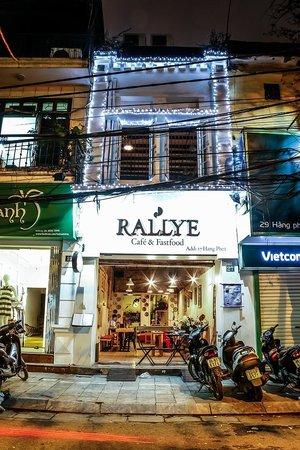 Rallye Cafe & Fastfood