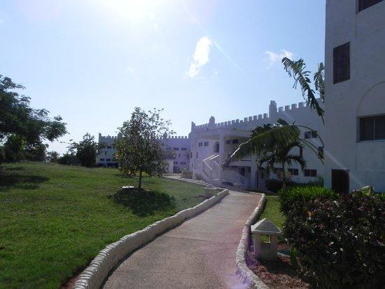 Royal Zanzibar Beach Resort: blocchi