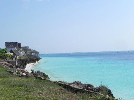 Royal Zanzibar Beach Resort: il punto piu bello