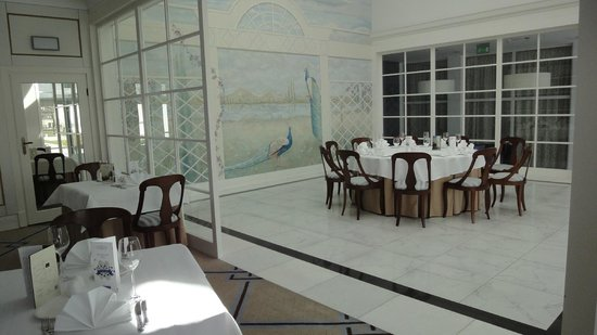 Hotel Palac Romantyczny: Restauracja