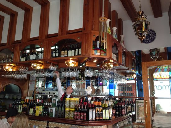 Taberna Luque: Bar