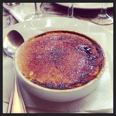 Chez Prosper : Crème brulée!
