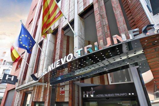 Hotel Nuevo Triunfo