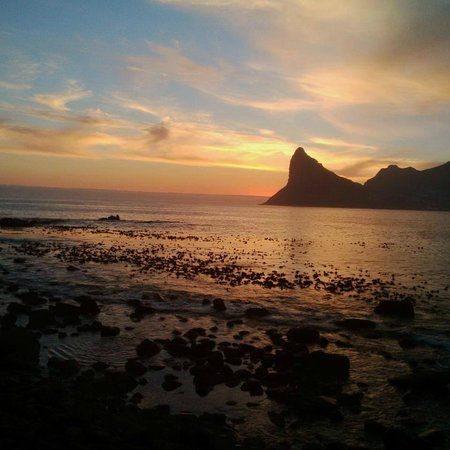 Tintswalo Atlantic : Just look at this view! Most magnificent sunsets.