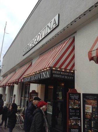 Hercegovina Restaurant, Copenhagen