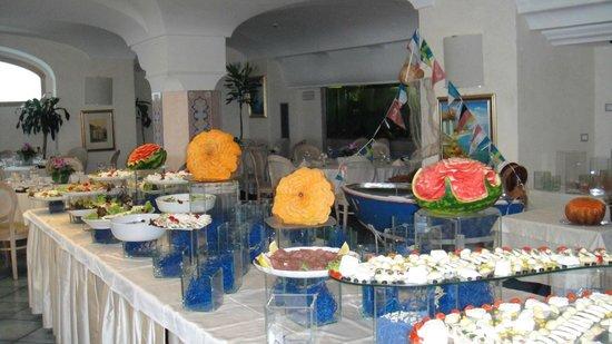 Sorriso Thermae Resort & Spa: BUFFET