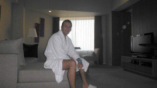 Ana Intercontinental Tokyo : My corner suite
