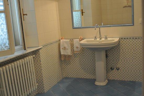 B&B Colle degli Oleandri : bagno