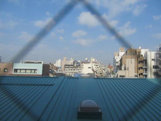 Hotel Mets Mejiro: 部屋からの眺め