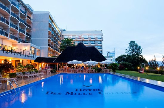 Hotel Des Mille Collines 110 1 7 0 Updated 2018 Prices Reviews Kigali Rwanda Tripadvisor