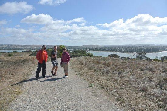 Granite Island - Victor Harbour: On walk