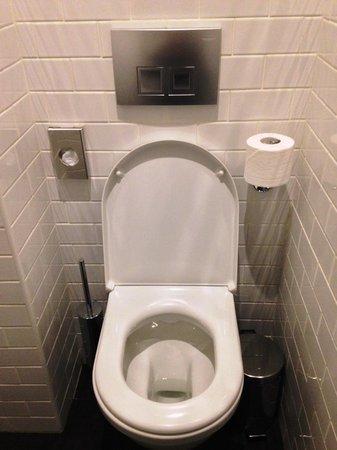 Azimut Moscow Tulskaya Hotel: トイレは普通です