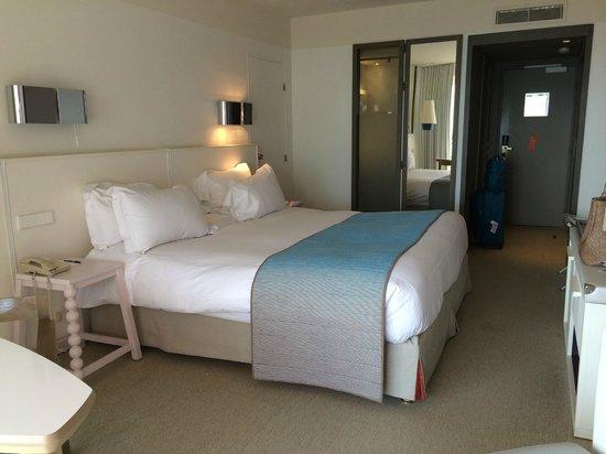 Pullman Cannes Mandelieu Royal Casino : Chambre Supérieure vue mer