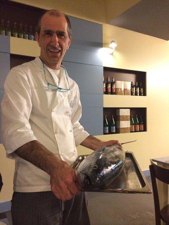 Retro : big tuna
