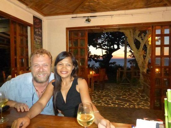 Casa Roca Inn: Mein Hosts Jim and Evelyn Hann
