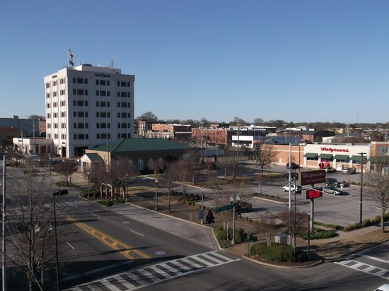 Days Inn Florence Downtown: NIce view.